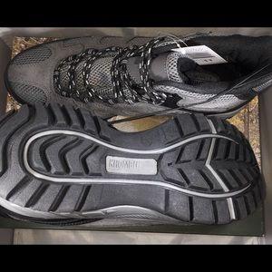 614a1520635 Khombu Sz 11 Black Gray Men Tyler Hiking Boot NWT